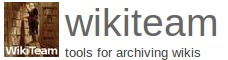 We preserve external links used in wikis