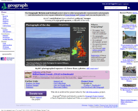 Mainpage in 2010-12-20