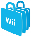 Wii Shop Channel logo