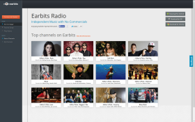 Earbits homepage screenshot.png