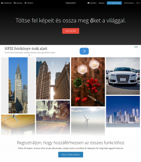 Kephost.com, a Hungarian image sharing site