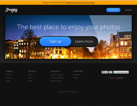 The best place to enjoy your photos